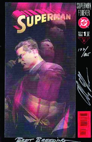 Superman Forever Collectors Ed (001)