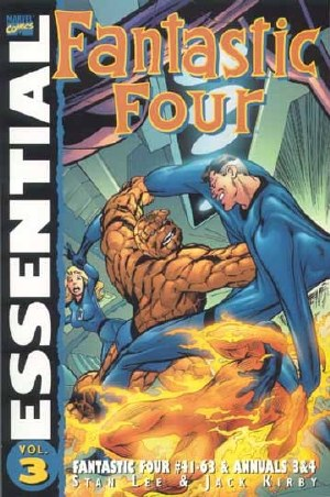 Essential Fantastic Four VOL 3 TP