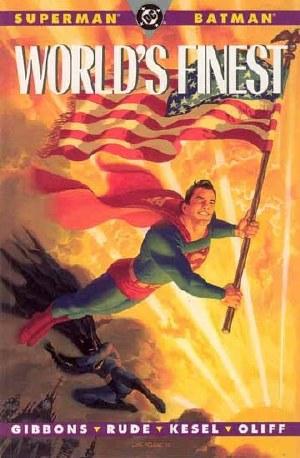 Superman Batman Worlds Finest TP