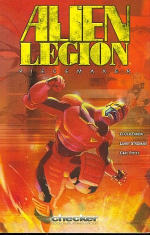 Alien Legion Piecemaker TP