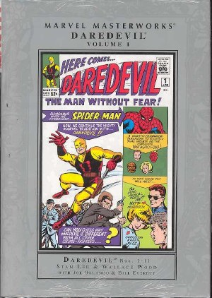 Mmw Daredevil HC VOL 01 2nd Ed***USED COPY***
