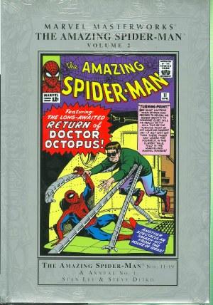 Mmw Amazing Spider-Man HC VOL 02 2nd Ed