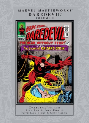 Mmw Daredevil HC VOL 02 2nd Ed***USED COPY***