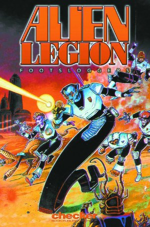 Alien Legion Footsloggers TP