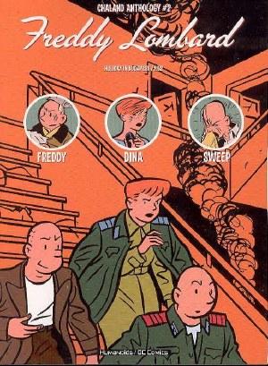 Chaland Anthology Tp Vol 2 Freddy Lombard (