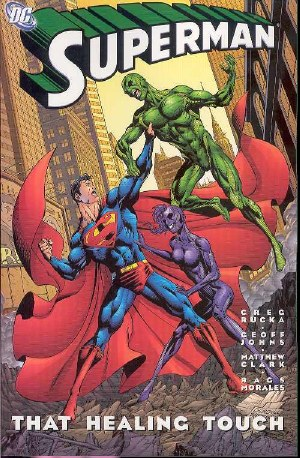 Superman That Healing Touch TP***USED COPY***