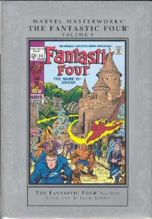 Mmw Fantastic Four HC VOL 09 New Ed