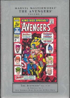 Mmw Avengers HC VOL 05 New Ed