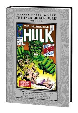 Mmw Incredible Hulk HC VOL 03 2nd Ed
