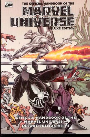 Essential Off Handbook Marvel Universe Deluxe Ed TP VOL 02
