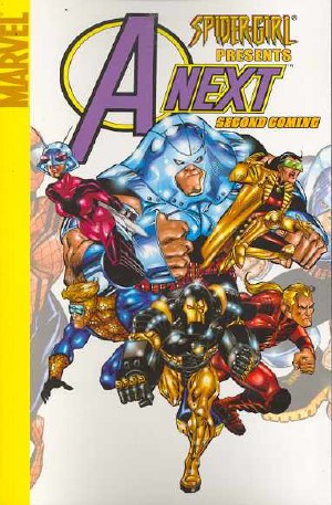 Spider-Girl Presents Avengers Next TP VOL 01 Digest