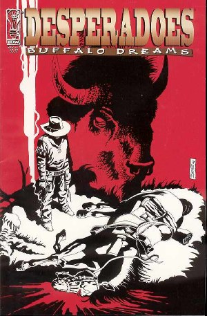 Desperadoes Buffalo Dreams #1 (of 4)