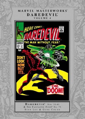 Mmw Daredevil HC VOL 04 New Ed***USED COPY***