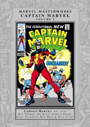Mmw Captain Marvel HC VOL 02 New Ed