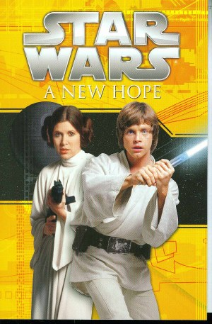 Star Wars Photo Comic Episode IV New Hope TP