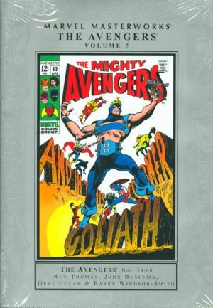 Mmw Avengers HC VOL 07