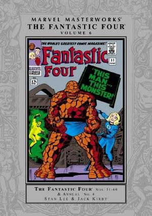 Mmw Fantastic Four HC VOL 06 New Ed