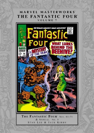 Mmw Fantastic Four HC VOL 07
