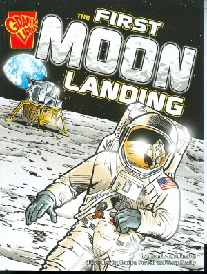 Graphic Library GN First Moon Landing