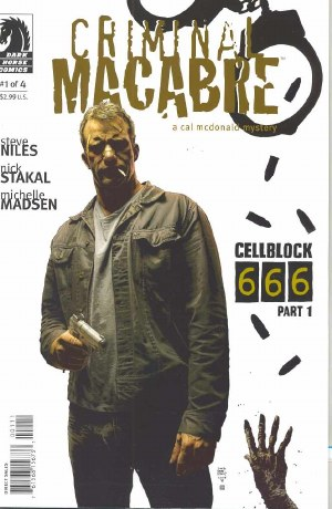 Criminal Macabre Cell Block 666 #1 (Of 4)