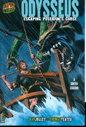 Graphic Universe Odysseus Escaping Poseidons Curse SC (C: 0-