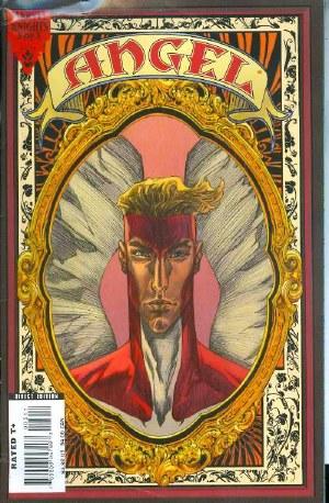 Angel Revelations #5 (of 5)