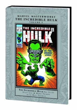 Mmw Incredible Hulk HC