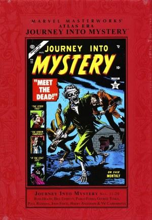 Mmw Atlas Era Journey Into Mystery HC