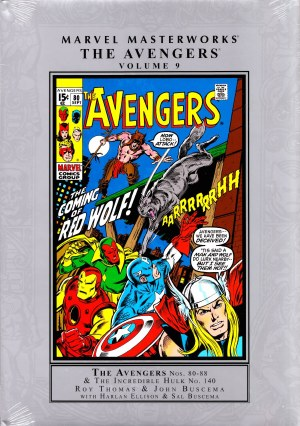 Mmw Avengers HC