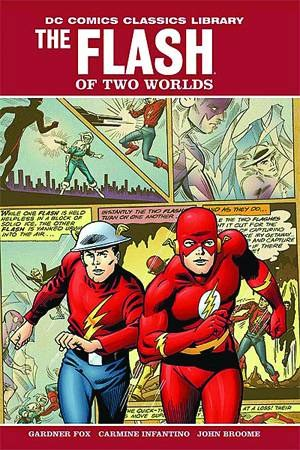 DC Library Flash of Two Worlds HC (Mar090184)