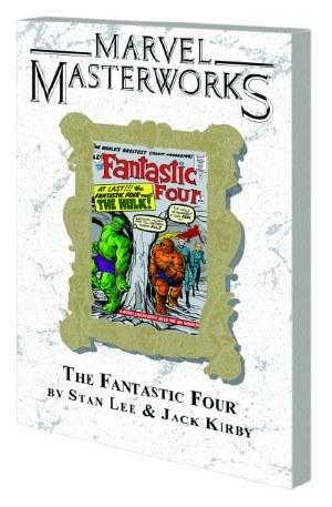 Mmw Fantastic Four TP VOL 02 Dm Var Ed 6