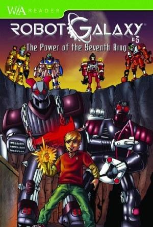 Robot Galaxy #3 Power O/T Seventh Ring