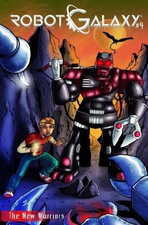 Robot Galaxy #4 New Warriors