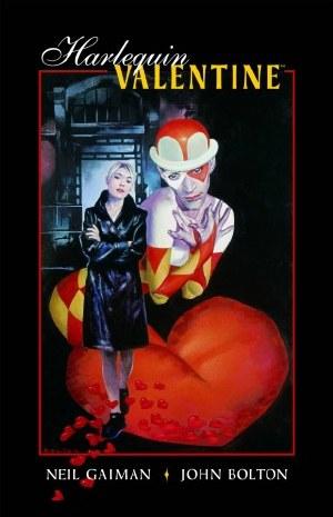 Harlequin Valentine HC (New  Ptg)