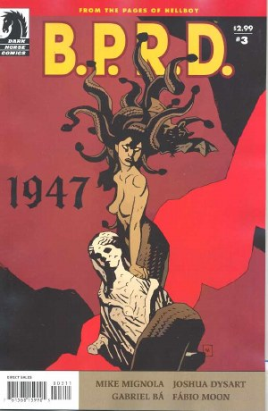 Bprd 1947 #3 (Of 5)