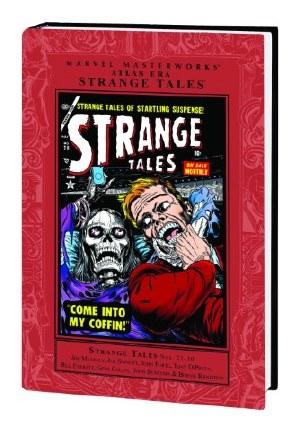 Mmw Atlas Era Strange Tales HC VOL 03