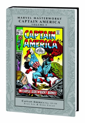 Mmw Captain America HC VOL 05