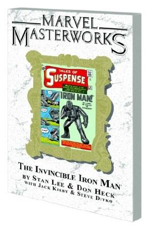 Mmw Invincible Iron Man TP VOL 01 Dm Var Ed 20