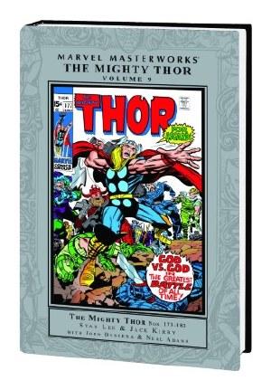 Mmw Mighty Thor HC VOL 09