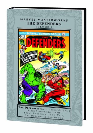 Mmw Defenders HC VOL 02