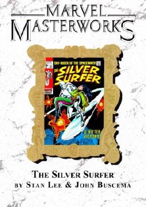 Mmw Silver Surfer TP VOL 02 Dm Var Ed 19