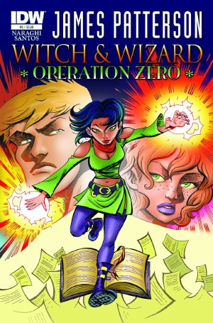 James Pattersons Witch & Wizard #5 Operation Zero