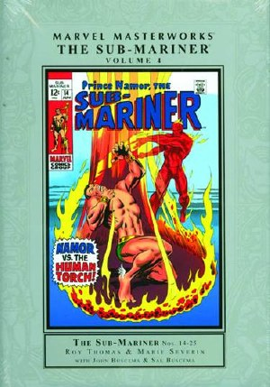 Mmw Sub-Mariner HC VOL 04
