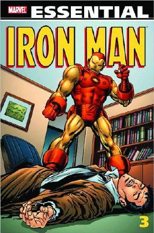 Essential Iron Man TP VOL 03 New Ed