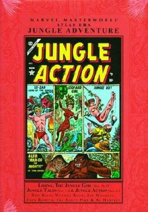 Mmw Atlas Era Jungle Adventure HC VOL 02