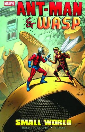 Ant-Man and Wasp TP Small World