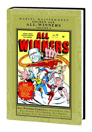 Mmw Golden Age All Winners HC VOL 04