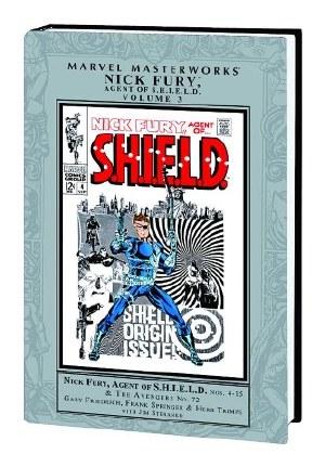 Mmw Nick Fury Agent of Shield HC VOL 03