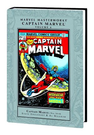 Mmw Captain Marvel HC VOL 04