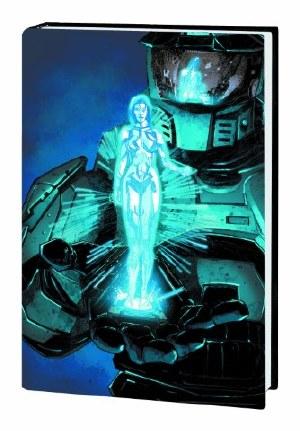 Halo Fall of Reach Invasion Prem HC ***USED COPY***
